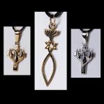 Michael Angelo Designer Cross Pendants